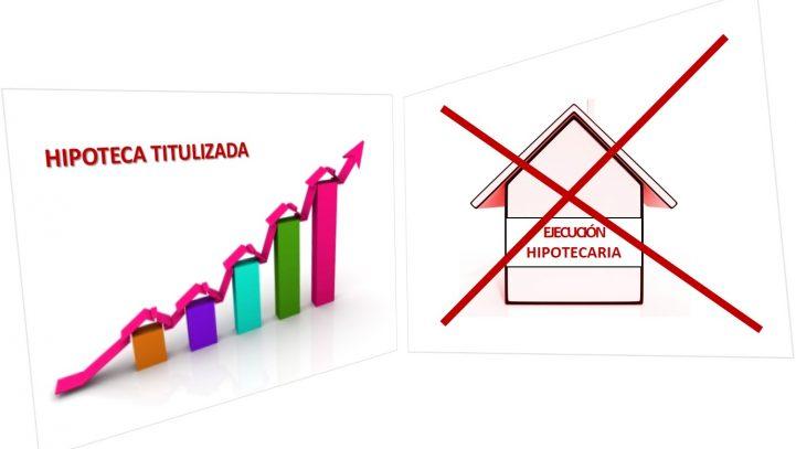 La ejecución hipotecaria, los desahucios y la hipoteca titulizada