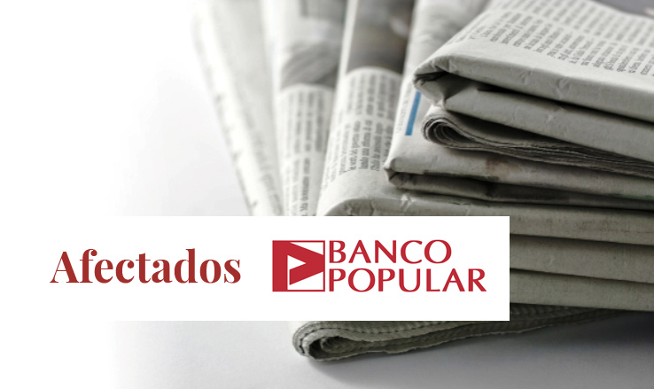 Bufete Salmerón explica para los medios la situación de inversores y bonistas de Banco Popular afectados