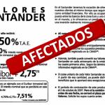 """La mala práctica de """"Los Valores Santander"""""""