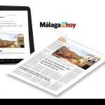 Málaga Hoy recoge el caso de Sir Geoff Hurst, afectado por las viviendas inacabadas de Aloha Royal