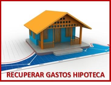 ¿Se puede alcanzar un acuerdo para recuperar los gastos de formalización de la hipoteca?