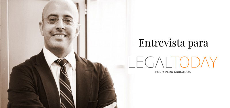 Entrevista de Fernando Salmerón con Legal Today