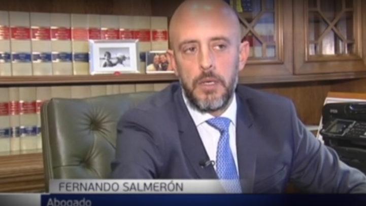 Entrevista a Fernando Salmerón en Informativos Telecinco sobre la sentencia que establece que es el banco el que debe abonar los impuestos del préstamo hipotecario