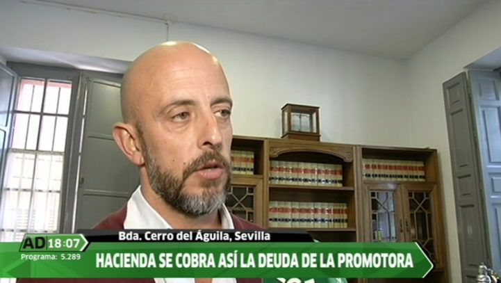 Fernando Salmerón en Andalucía Directo.